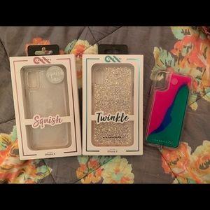 Casemate iPhone X Bundle